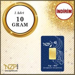 GRAM ALTIN 10 Gram 24 Ayar